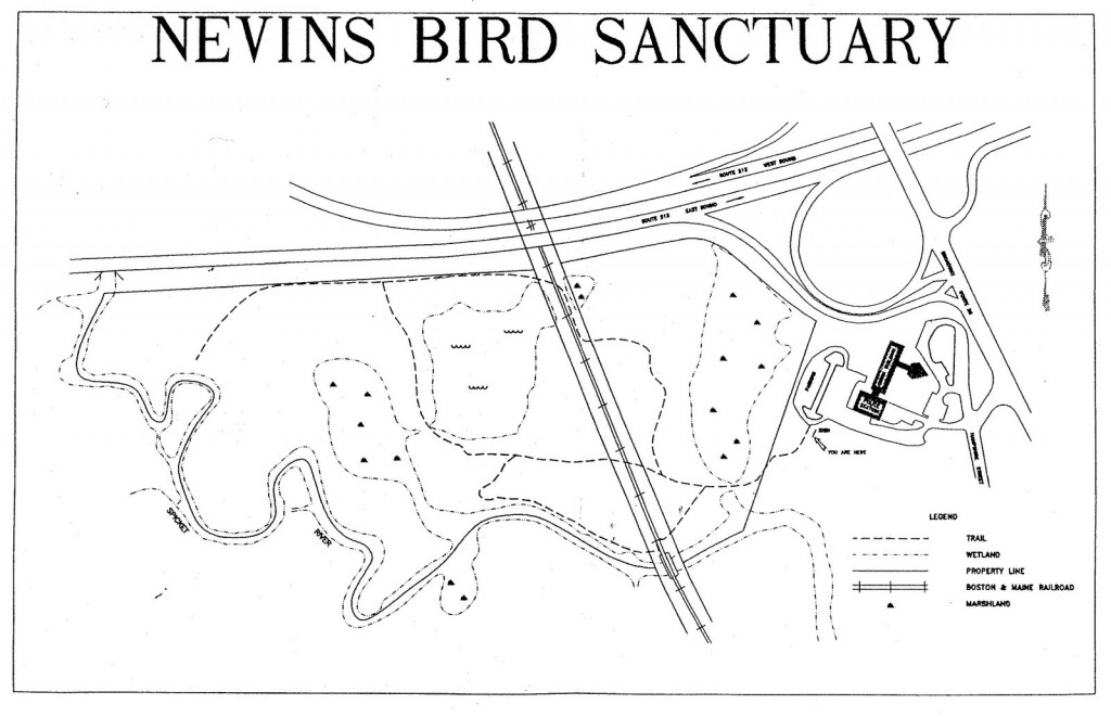 nevins bird sanctuary