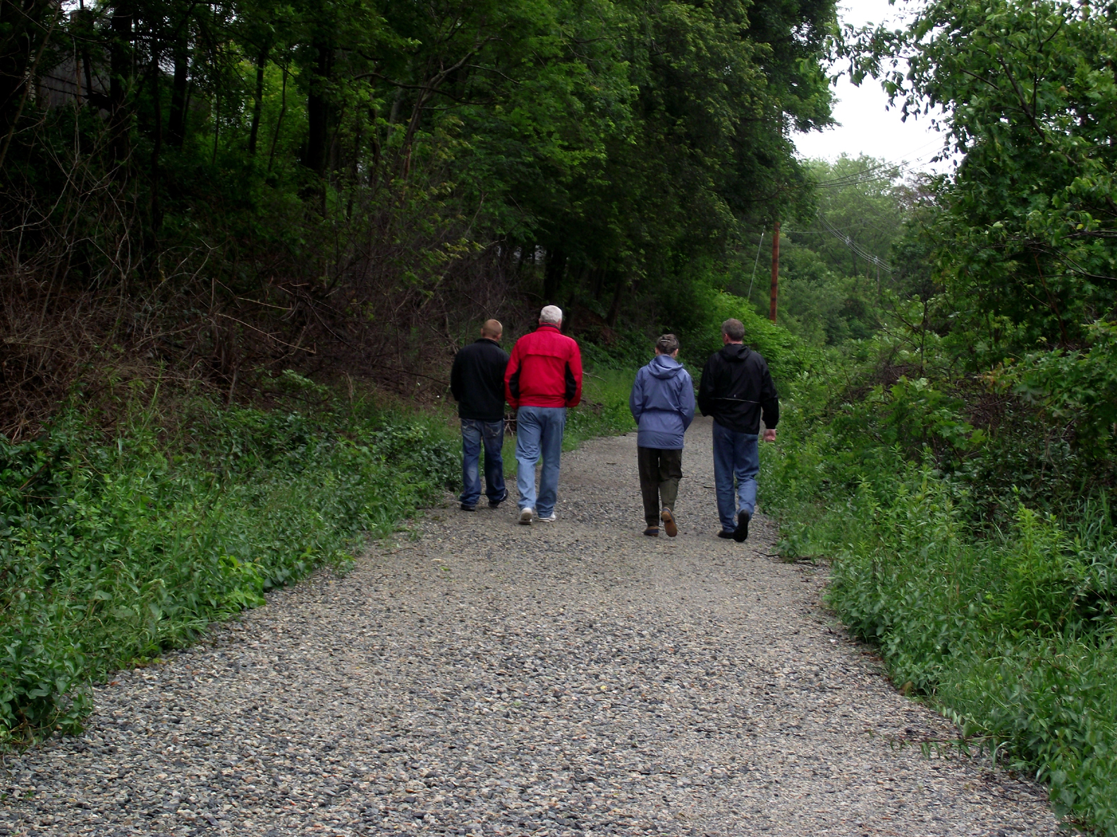 Image result for walking on rail trail
